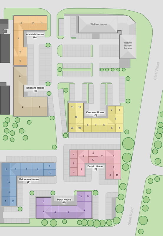 Site plan – How To Get A Site Plan